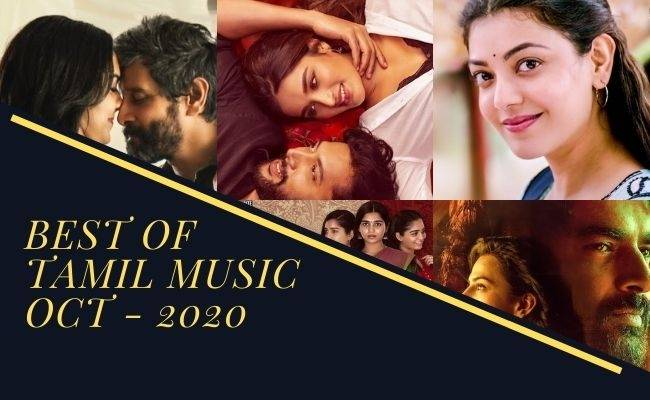 Best picks from Tamil music this October 2020