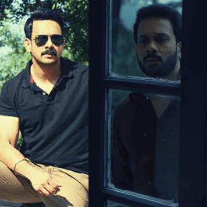 Bharath's next intense film Kshanam trailer with Ponniyin Selvan actor Lal