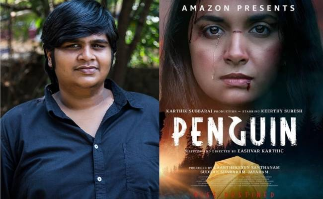 Big surprise in Karthik Subbaraj - Keerthy Suresh's Penguin