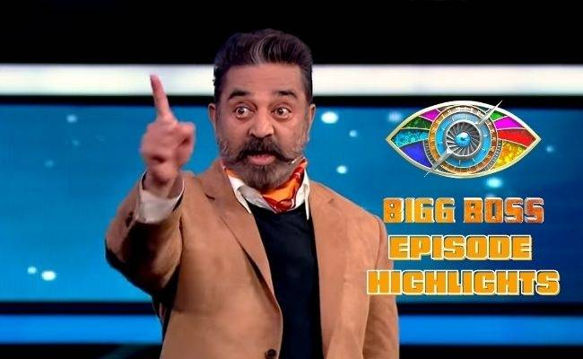 Bigg Boss 4 Tamil Day 7 review - Oct 10 daily episode highlights