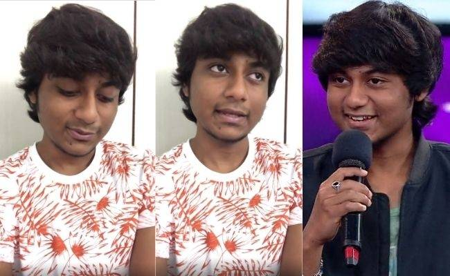 Bigg Boss Aajeedh first post after eviction - video message
