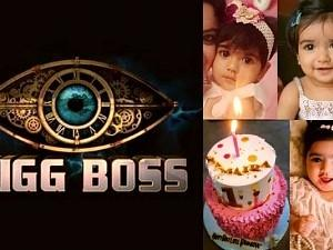 Bigg Boss actor celebrates first birthday of daughter in style, shares pics and video!
