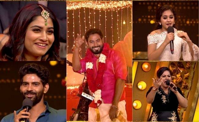 Bigg Boss Kondattam show videos from Vijay TV ft Bigg boss tamil 4