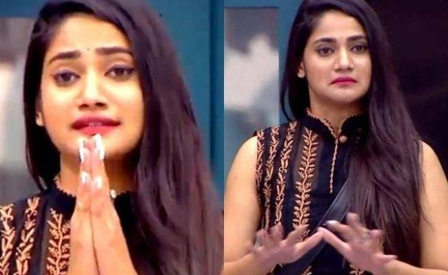 Bigg Boss Losliya's latest Insta post with caption goes Viral