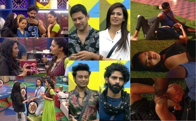 Bigg Boss Tamil 4 Day 6 - Oct 9 daily episode highlights