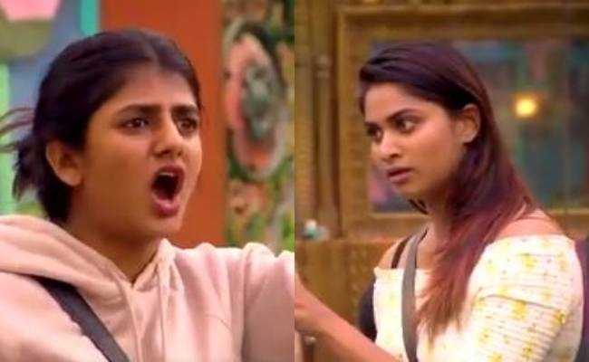 Bigg Boss Tamil 4 Gabriela and Shivani get into ugly fight