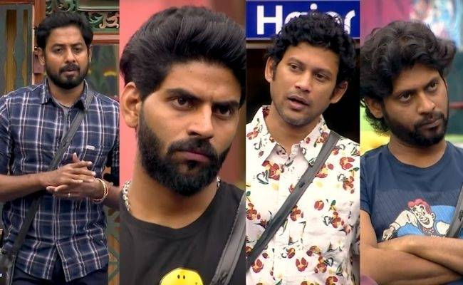 Bigg Boss Tamil 4 last nomination list ft Rio, Aari, Balaji