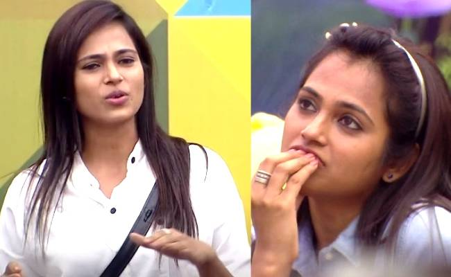 Bigg Boss Tamil 4 Ramya Pandian recalls her first job in front of Sathyam Theatres