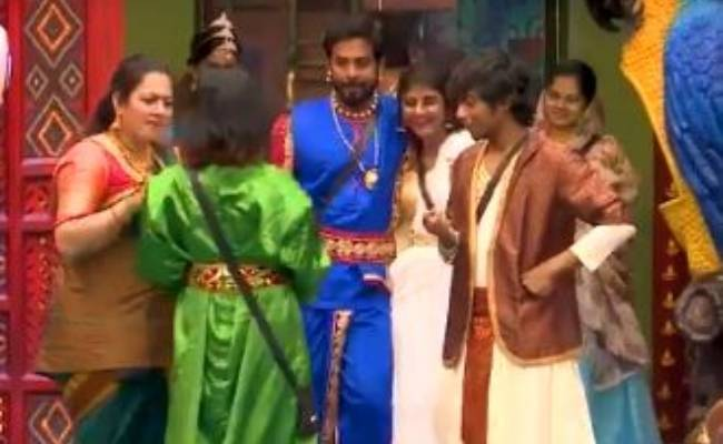 Bigg Boss Tamil 4 task time again in the house