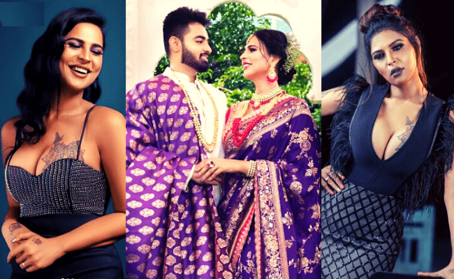 Bigg Boss Tamil 5's Namitha stuns and redefines elegance in these eye-catching pics; trending pics