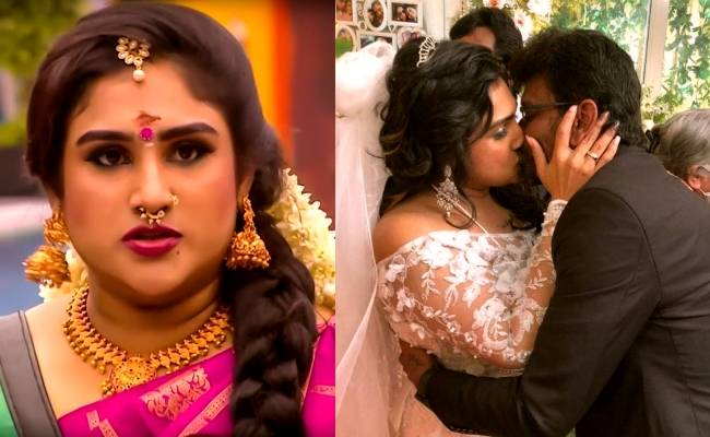 Bigg Boss Vanitha breaks silence about Peter Paul's divorce case ft Elizabeth