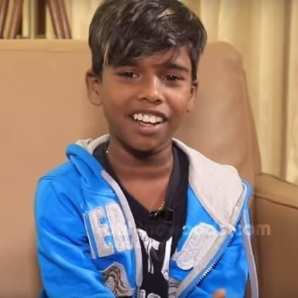 Bigil Verithanam fame singer Poovaiyar might act in Vijay's Thalapathy 64