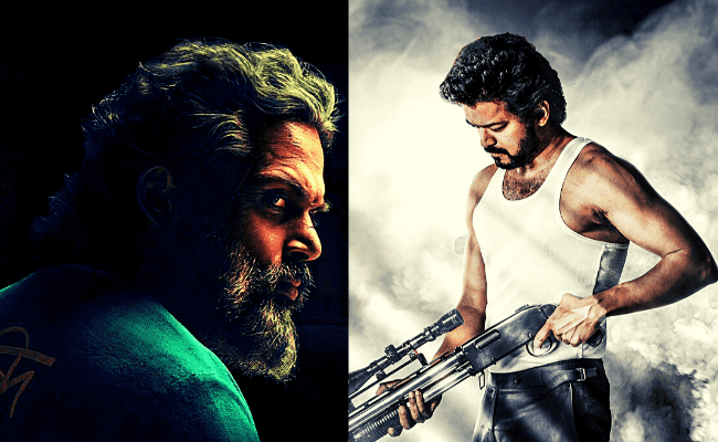Breaking update from Karthi and PS Mithran's Sardar shoot near Thalapathy Vijay's Beast sets