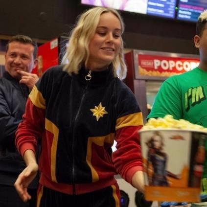 Captain Marvel Brie Larson's great surprise to movie fans