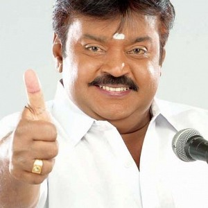 A big and special day for Captain Vijayakanth!