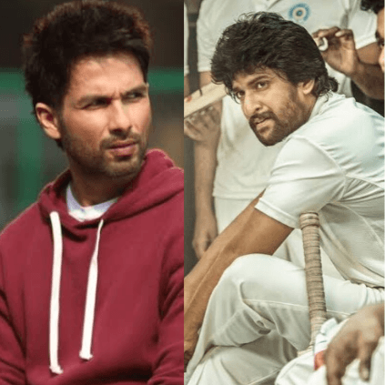 Catch Shahid Kapoor's new look for his next southern remake