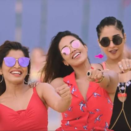 Cha Cha charey song video from Party