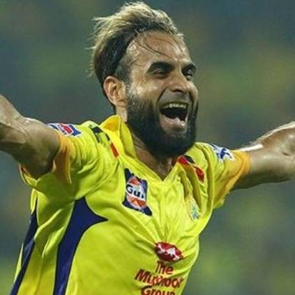 Chennai Super Kings cricketer Imran Thahir tweets in Rajinikanth style ft. Mullum Malarum