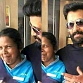 Vikram surprises a fan again!