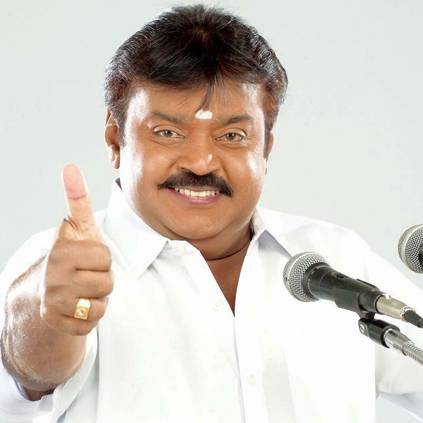 Clarification on Vijayakanth's health status