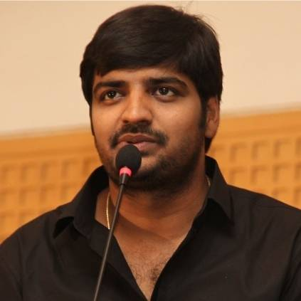 Comedian Sathish gives a responsible message about saving water