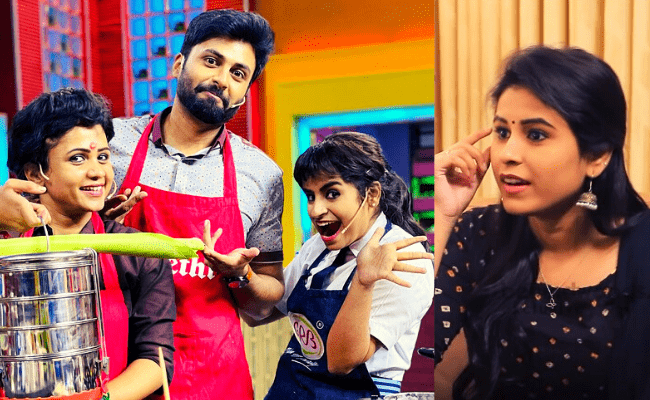 Cook With Comali 2 Rithika's exclusive interview ft Ashwin, Kani, Shakeela, Baba Master