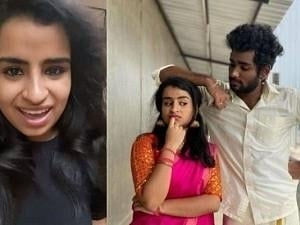 In love with Sam Vishal? Cooku With Comali fame Sivaangi replies!