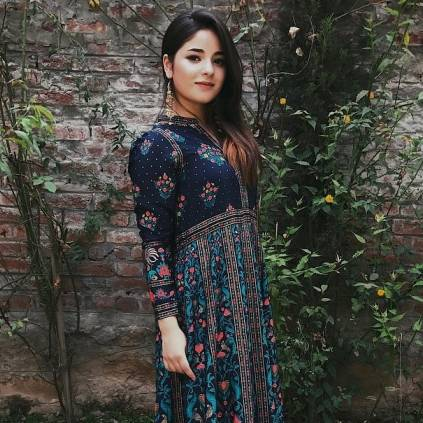 Dangal fame Zaira Wasim decides to quit her career in Bollywood
