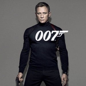 Surprise: A major step down for the next James Bond film! Details within!