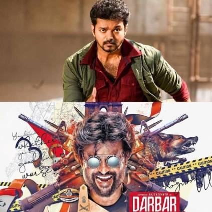 Darbar and Thalapathy 63 releasing for Diwali 2019 clarification