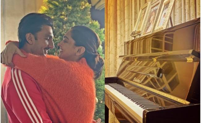 Deepika Padukone shares a poem related to music on Instagram