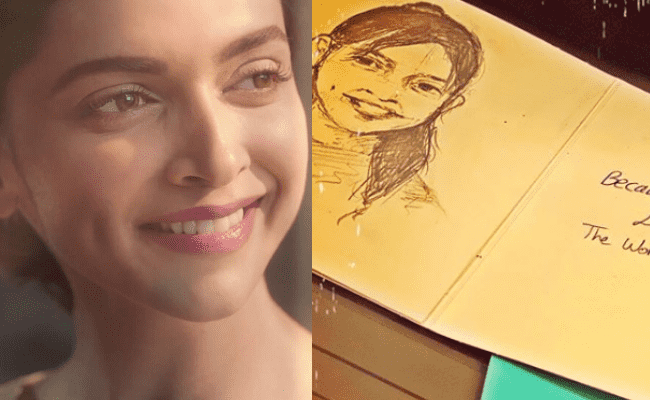Deepika Padukone shares personal notes from her fans