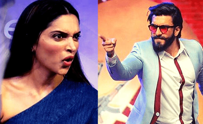 Deepika Padukone will give me a tight slap - Ranveer Singh reveals! What happened; viral video in The Big Picture