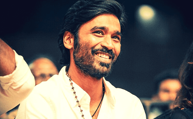 Dhanush becomes the first actor in Kollywood to achieve this incredible feat of 10 million Twitter followers
