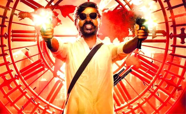Dhanush fans Exciting announcement on Jagame Thandhiram on the way