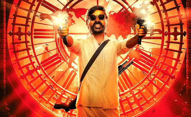 Dhanush fans go the extra mile for Jagame Thandhiram's theatrical release; viral pics