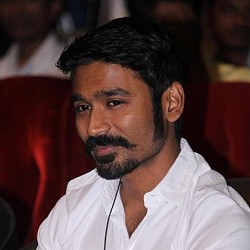 ''Been a while since I laughed like this'', Dhanush