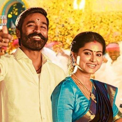 Dhanush Sneha's Pattas to be released in Telugu with title Local Boy