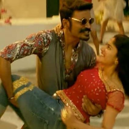 Dhanush's Maari 2 Rowdy Baby video promo