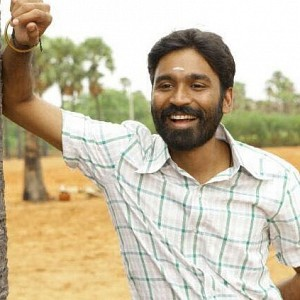 Dhanush's debut reaches a milestone