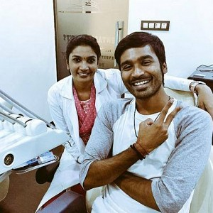 Photo leak controversy: Dhanush's sister gets emotional