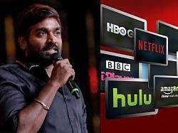 Breaking: Popular OTT platform bags Vijay Sethupathi's next biggie!