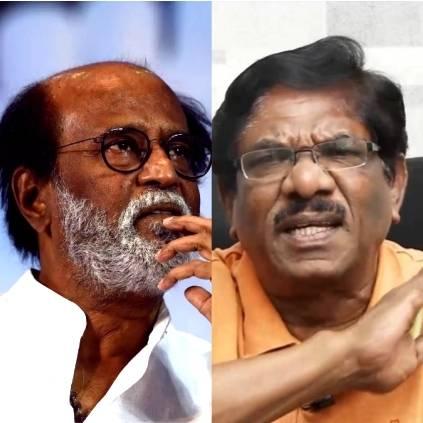 Director Bharathiraja's controversial speech against Rajinikanth's political entry