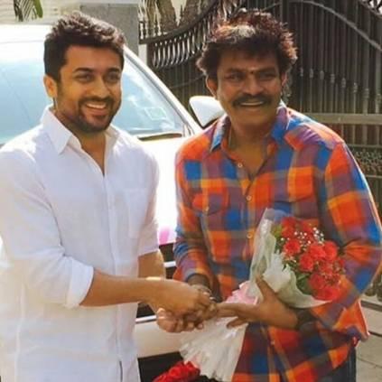 Director Hari talks about his next film with Suriya