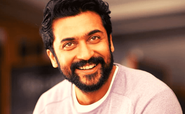 Director Pandiraj gives an exciting shooting update about Suriya 40