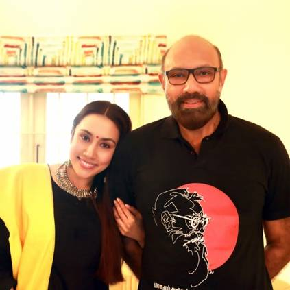 Divya, the daughter of actor Sathyaraj will be honored at the British Parliament