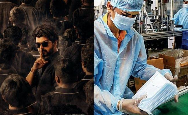 Doctors perform to Vijay's Master songs to instill hope during COVID times
