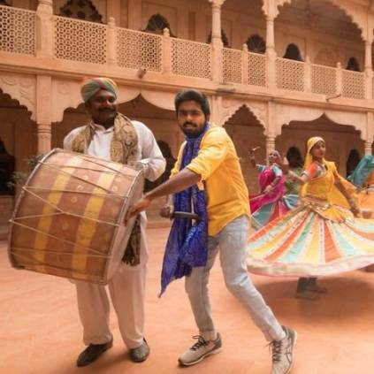 Early morning special show for G.V.Prakash's Sarvam Thaalamayam