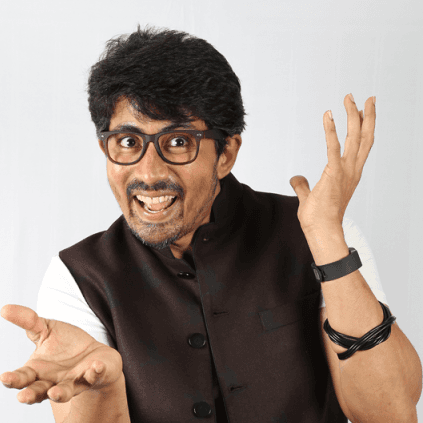 Evam stand-up comedian and actor Karthik turns director