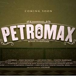 Unique first look out of Tamannaah's Petromax out!